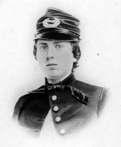 1LT Alonzo H. Cushing.